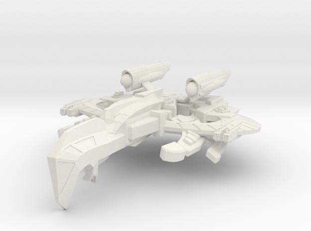 WarCrow Class AssaultCruiser -small- 3d printed