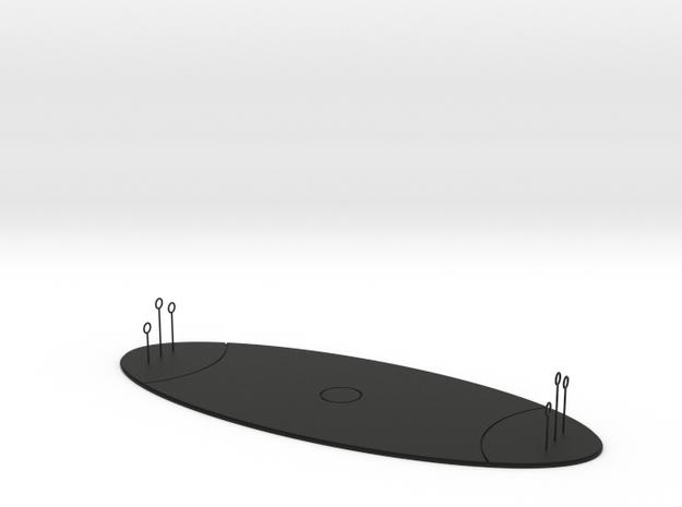 Quidditch Pitch (cheaper) 3d printed