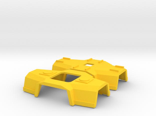 Majorette 223, V2.2 Shells 3d printed