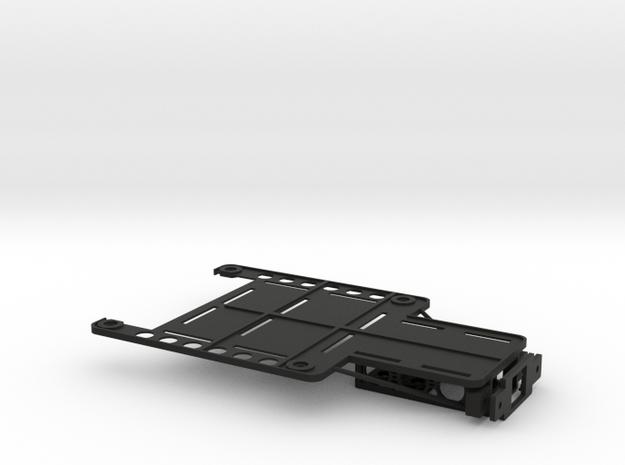 DJI Phantom Custom FPV Undertray -Fatshark (d3wey) 3d printed