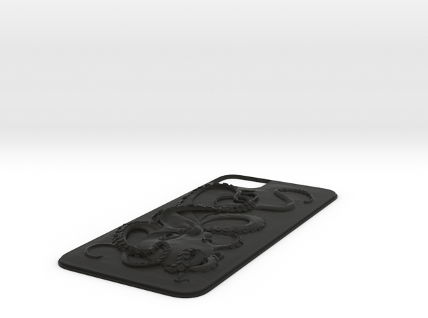 iPhone 5 Octopus Leverage 3d printed
