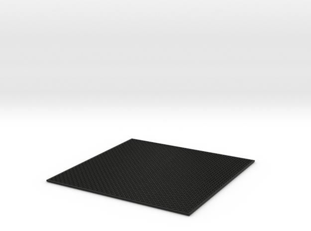 Squiggleweave Panel-150mm 3d printed