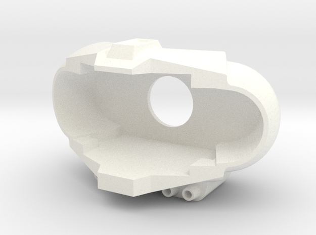 Space 3d printed