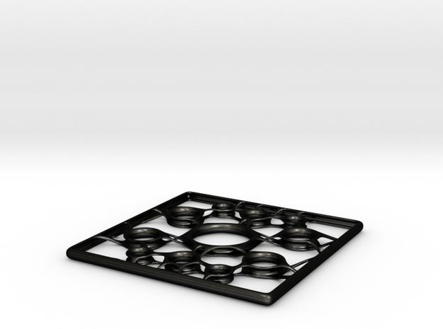 Steel Tile (30x30cm) 3d printed