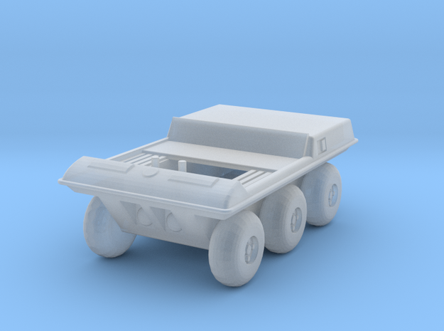 GV02A Two Seat Moon Buggy (1/72) 3d printed