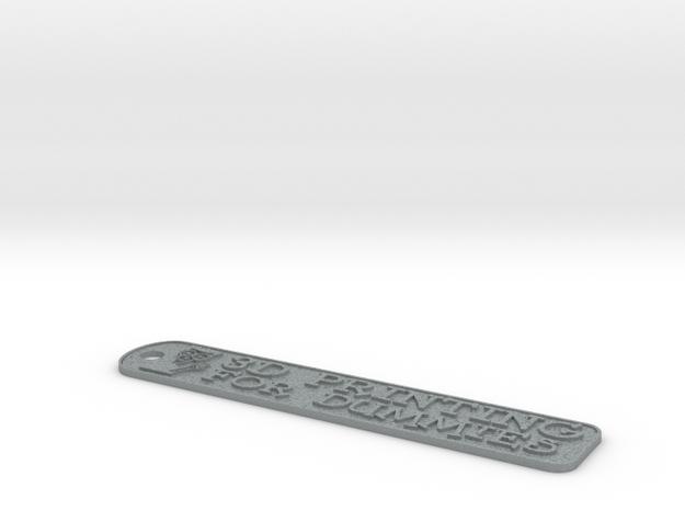 3DPFD Keychain Fob 3d printed