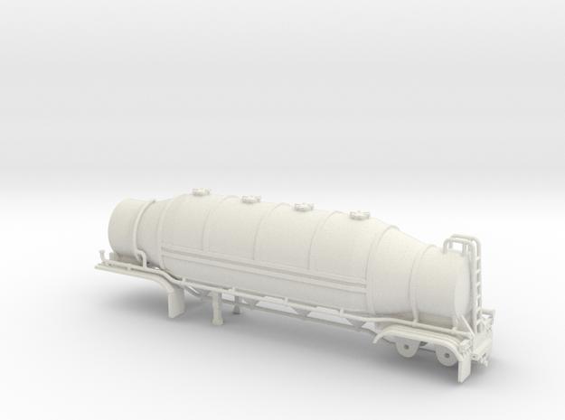 S-scale 1/64 Dry Bulk Trailer 09b 1625 Superflo 3d printed