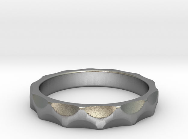 Engineer's Ring - Size 6.5 3d printed