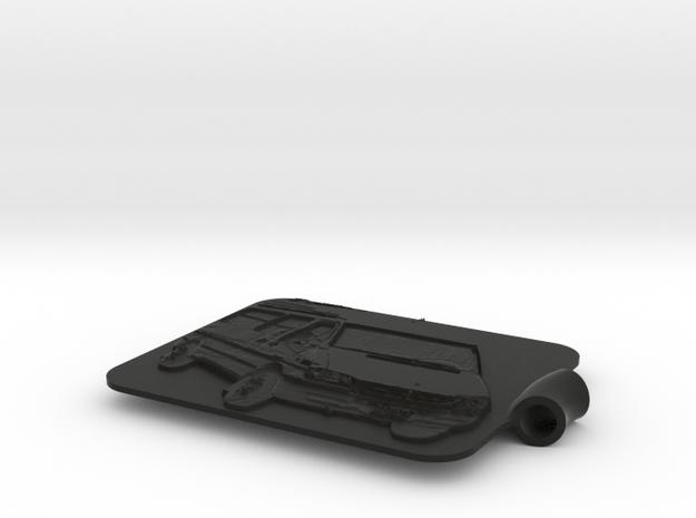 Sprinter T1N Passenger Key Fob 3d printed