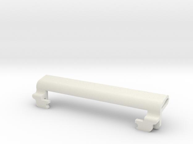 Bridge Pick Holder - Musicvox Space Cadet B12 - Sm 3d printed