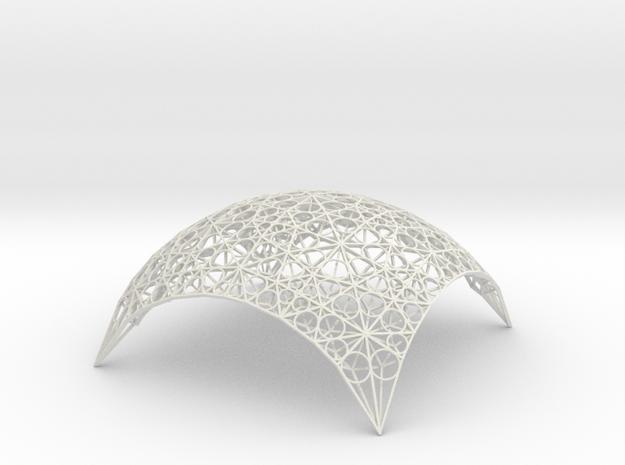 DomeStar 3d printed