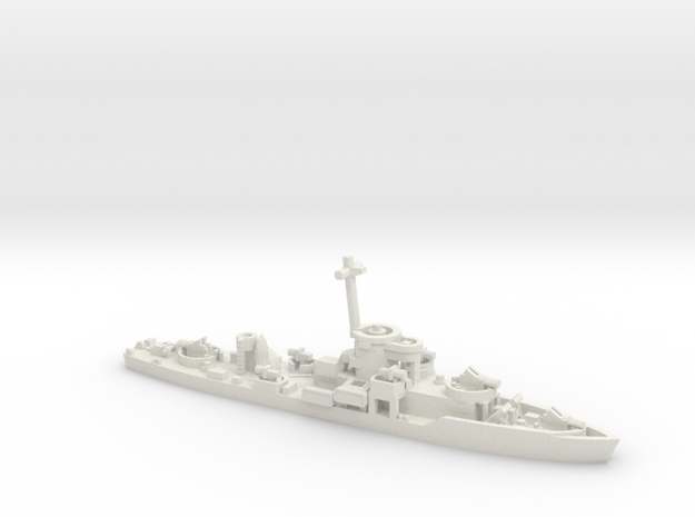 LCS(L)(3) 1/700 scale in White Strong & Flexible