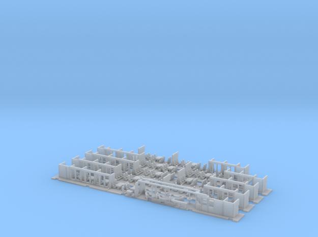 SPARSET 'InterRegio' 3d printed