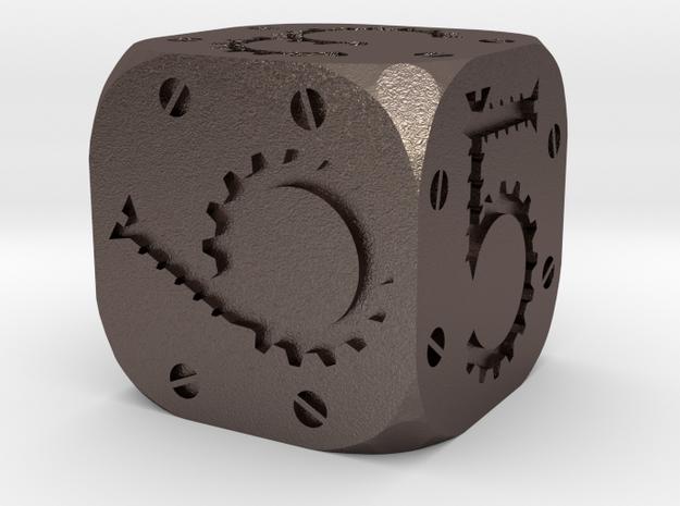 Tinker Die D6 Solid 3d printed