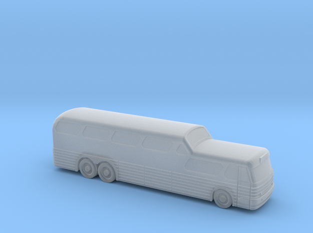 Scenicruiser Bus - Zscale in Smooth Fine Detail Plastic