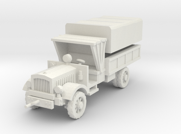 1/100 WW1 Light Truck with tent