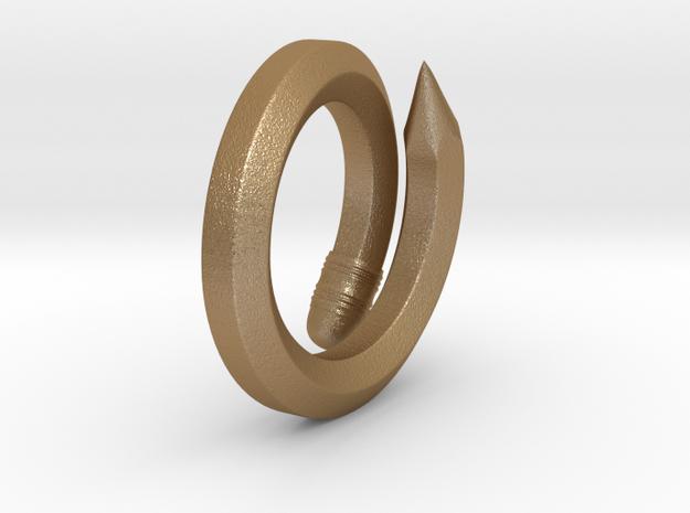 Pencil ring 3d printed
