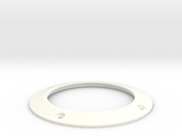 Hybrid Audio L3SE speaker trim ring 3d printed