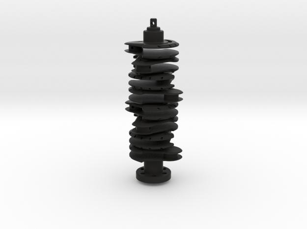 Crankshaft 3d printed