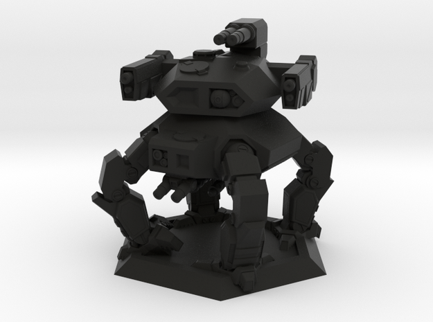 WHAM- Bandersnatch (1/285th) 3d printed
