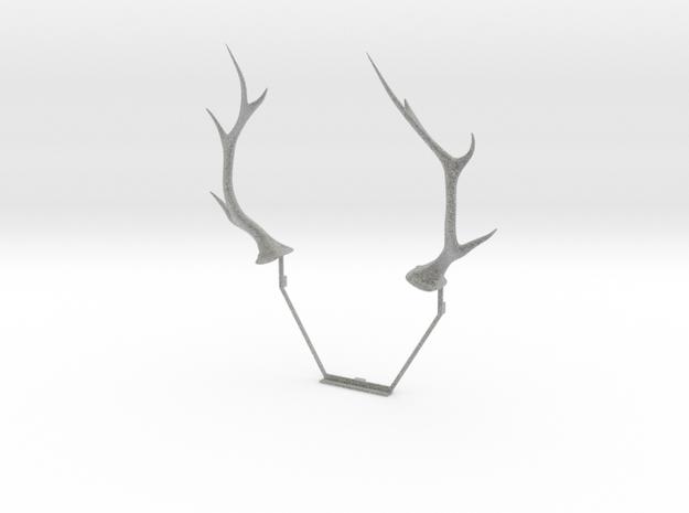 N64 Antlers 3d printed