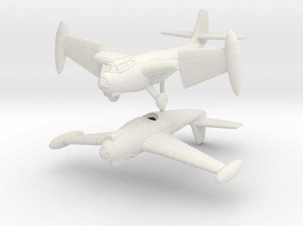 1/200 Weserflug P.1003/1 (pair) 3d printed