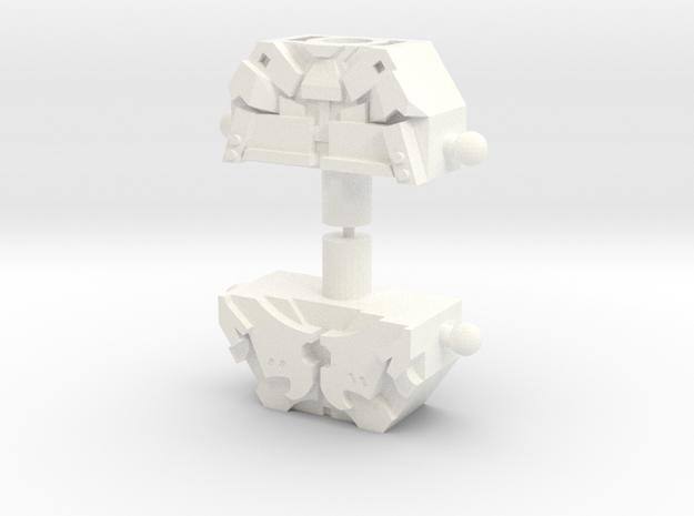 Opie + Megs Primo Broad Torsos 3d printed