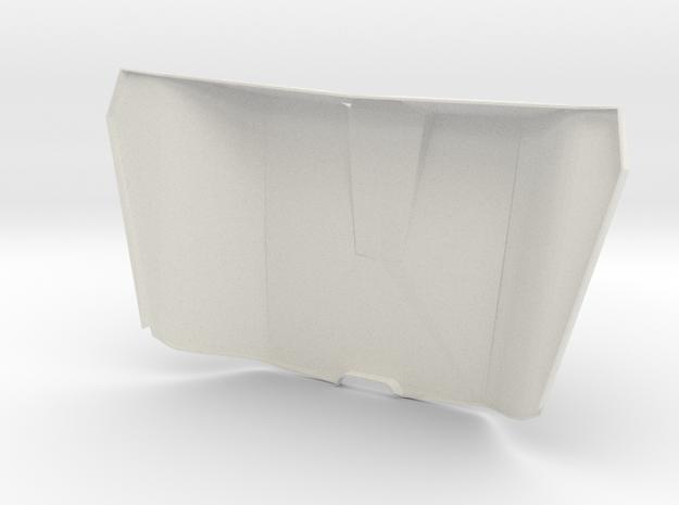 Iron Man mkIII - Spine-2 in White Natural Versatile Plastic