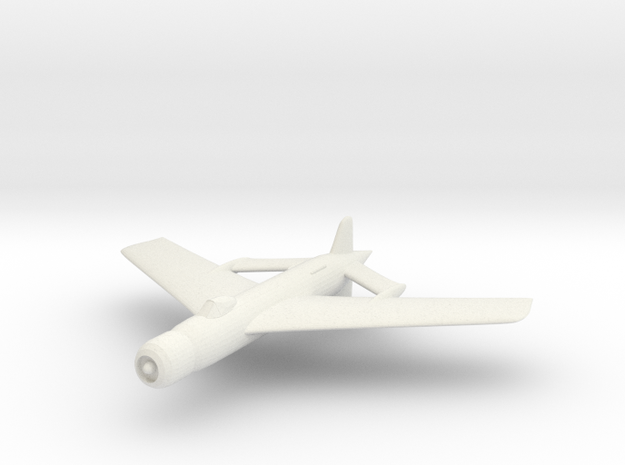 1/300 Focke-Wulf Fighter (As 413) 3d printed