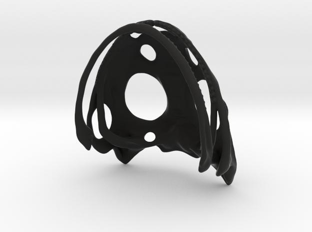 Frog Skull 3d printed