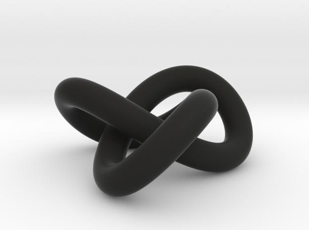 Trinity Knot Pendant 3d printed