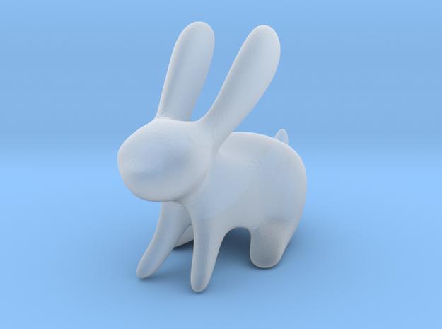 Wabbit in Smooth Fine Detail Plastic