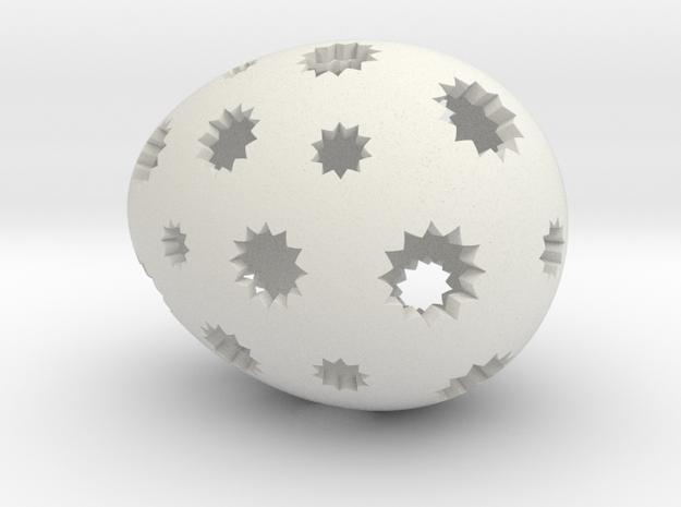 Mosaic Egg #7 3d printed