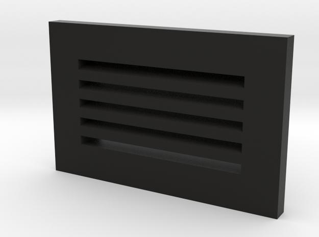 1:20 VR portable building Ventilator  3d printed