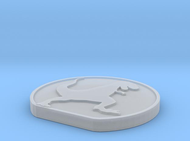 Rex in Smooth Fine Detail Plastic