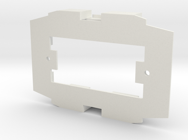 b-1-35-Simplex-baseplate-lima-version in White Natural Versatile Plastic