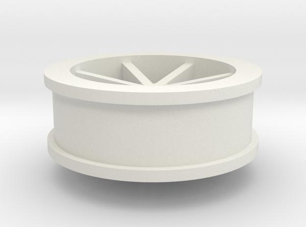 wheel 1 (dnano size) 3d printed