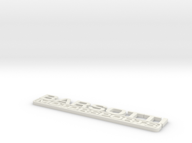 BARSOTTI1MED 3d printed