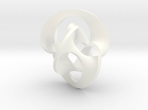 Antichron in White Strong & Flexible Polished
