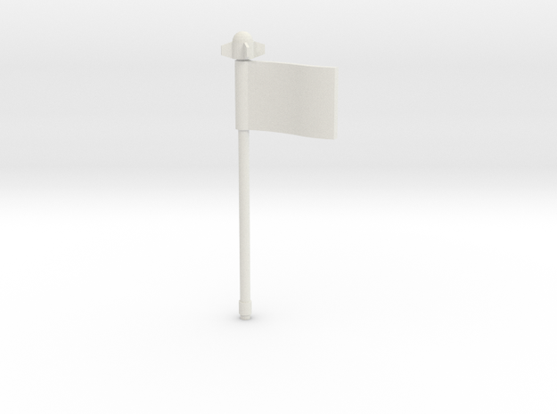 Strika-flag02 3d printed