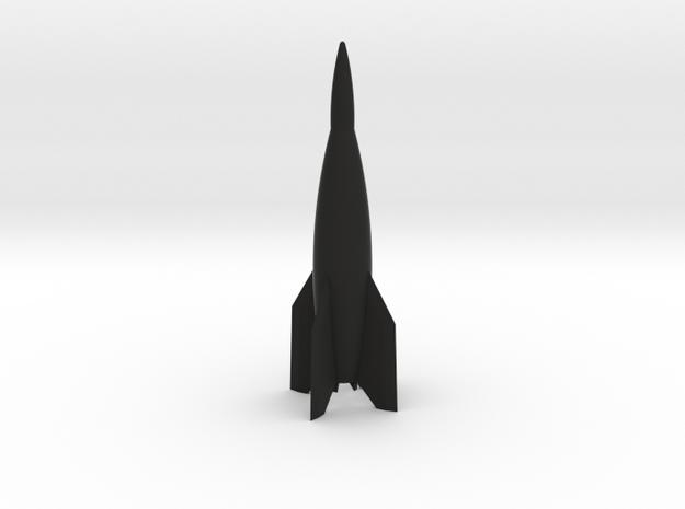 A4 A10 ICBM Scale 1:400 3d printed