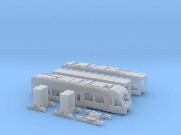 BLS NINA - N scale 3d printed
