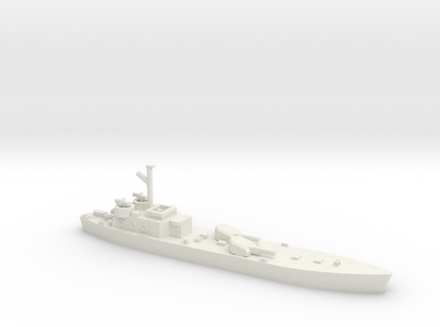 LCG(M)1 1/700 Scale in White Strong & Flexible