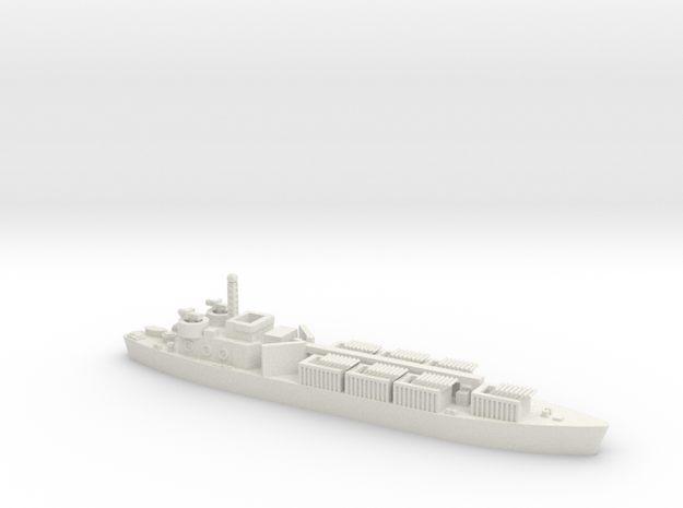 LCS(R) 1/600 Scale 3d printed