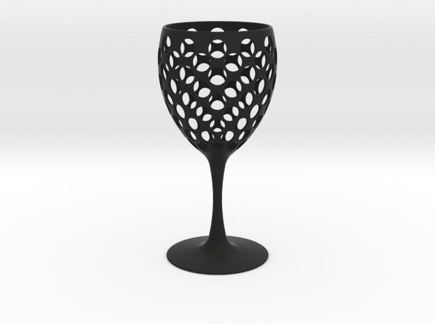 Wine Glass Sieve 3d printed