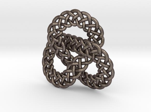 Celtic Knot Trefoil Pendant