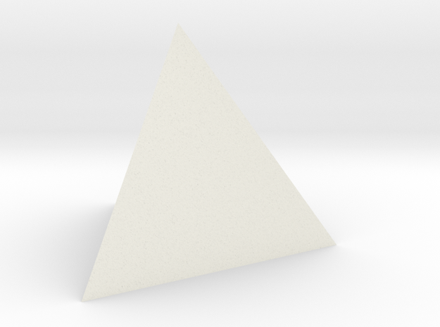 TETRAHEDRON ELEMENT Dim Conv 3d printed
