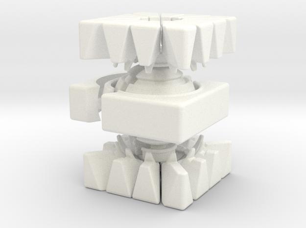 Square Mixup 3d printed