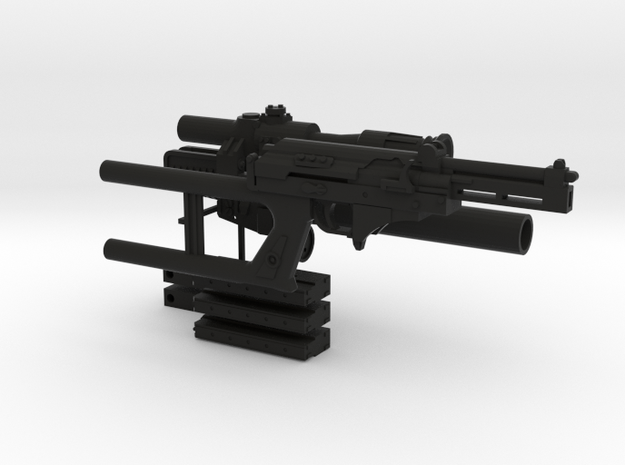 1/6 scale Russian VSK-94 3d printed