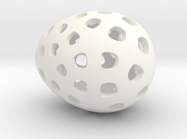 Mosaic Egg #4 3d printed